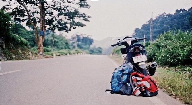 phượt Bãi Cháy bằng xe máy