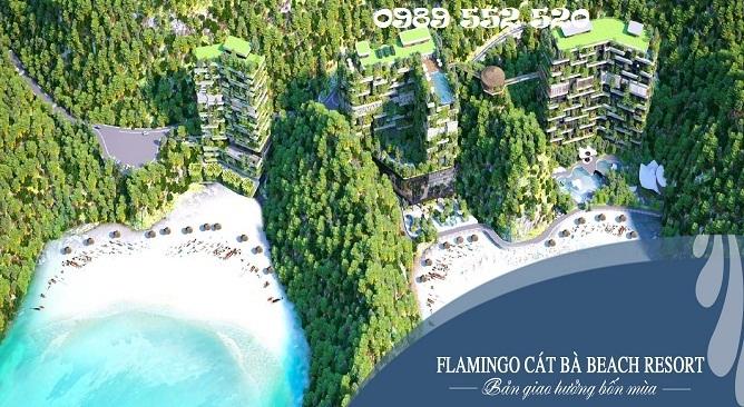 catba beach resort