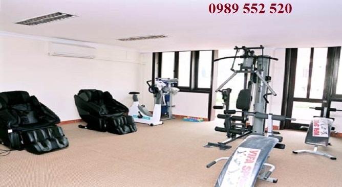 phòng tập thể dục hải yến đồ sơn