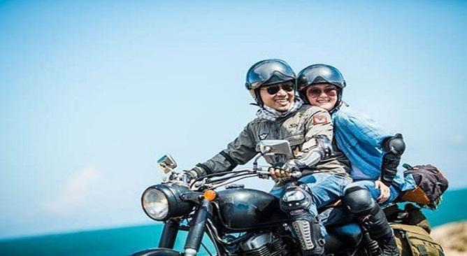 phượt Hạ Long bằng xe máy