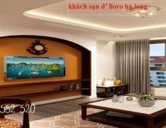 giá phòng khách sạn d' lioro hạ long