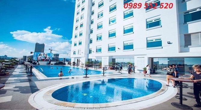 bể bơi cao su móng cái hotel