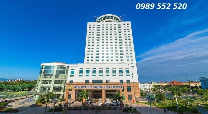 majestic móng cái hotel