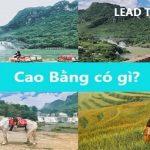 Bí quyết phượt Cao Bằng an toàn tiết kiệm nhất – LEAD TRAVEL