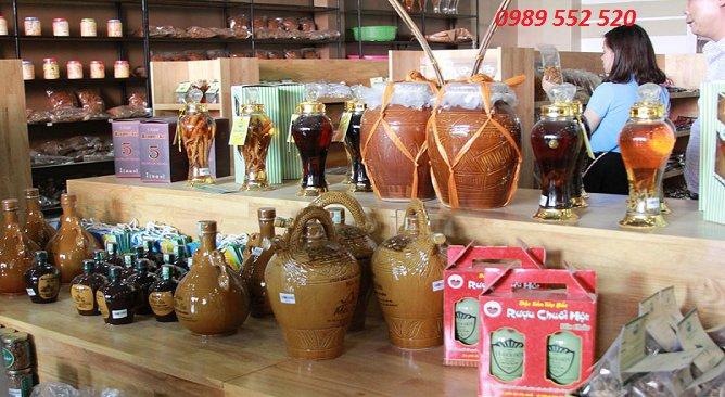 đặc sản rượu Mộc Châu