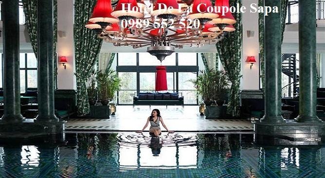 Khách sạn De La Coupole Sapa