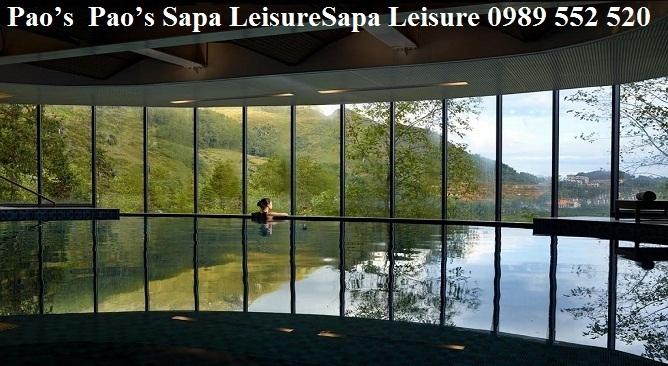 khách sạn sapa có bể bơi