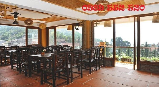 Nhà hàng Cầu May ks sapa panorama