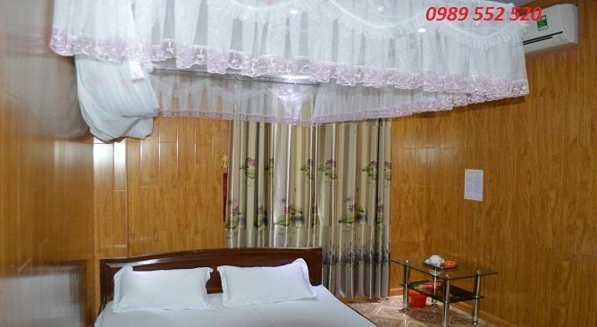 Phòng nghỉ thế anh mộc châu hotel