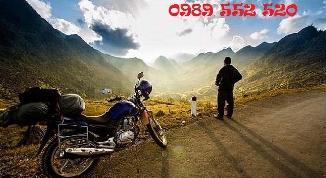 phượt sapa bằng xe máy