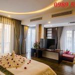 Khách sạn Green Sapa : Tiện nghi và bảng giá phòng mới cập nhật
