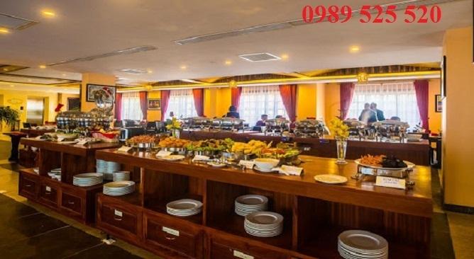 khách sạn green valley sapa