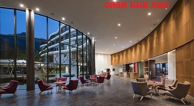 lobby pao's sapa hotel