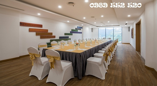 meeting room pao's sapa hotel