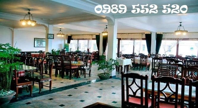 nhà hàng hoàng gia sapa hotel