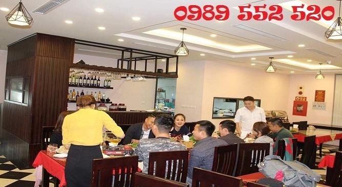 nhà hàng may sapa hotel