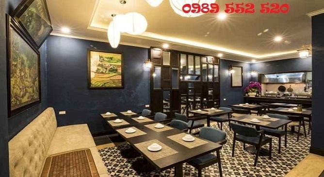 nhà hàng mimosa sapa hotel