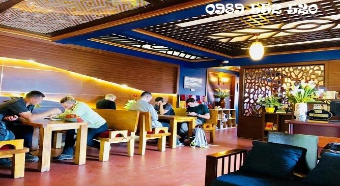 Nhà hàng sapa elite hotel