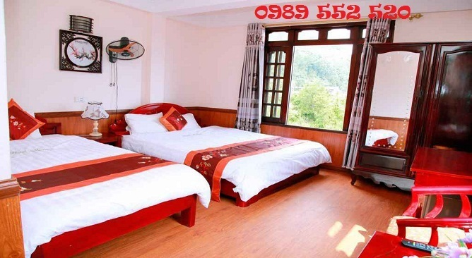 phòng ngủ mimosa sapa