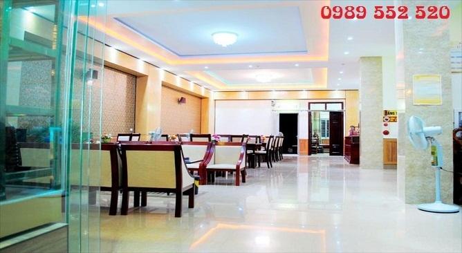 nhà hàng khách sạn hải vân điện biên