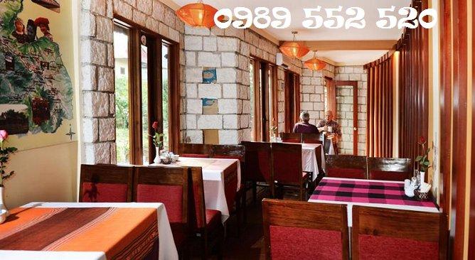 nhà hàng khách sạn sapa elegance