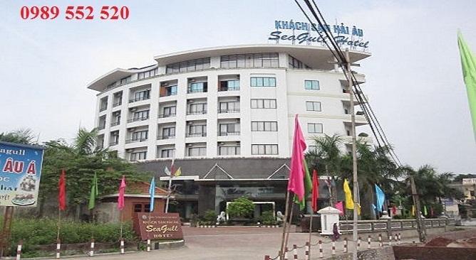 hải âu thái nguyên hotel