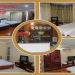 Đặt phòng khách sạn Crow Thái Nguyên giá rẻ, uy tín 0989 552 520