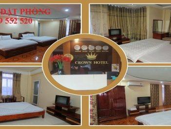khách sạn crown thái nguyên