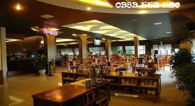nhà hàng khách sạn cao bắc thái nguyên