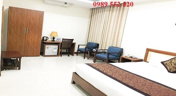 phòng ngủ khách sạn kim thái thái nguyên