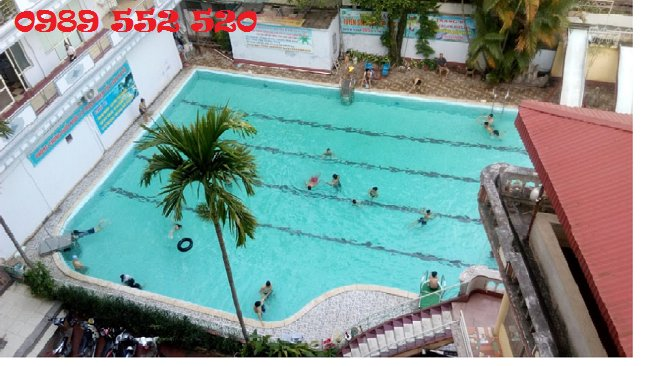 bể bơi khách sạn thái nguyên số 2 hoàng văn thụ