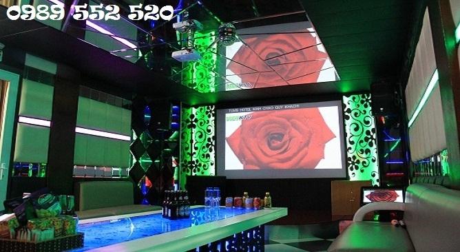 karaoke tom thái nguyên hotel