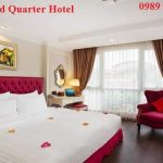 Top 7 khách sạn gần phố cổ Hà Nội giá cực tốt