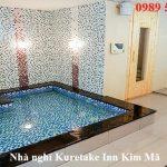 Điểm danh các nhà nghỉ có bồn tắm ở Hà Nội đẹp,tiện nghi , giá rẻ