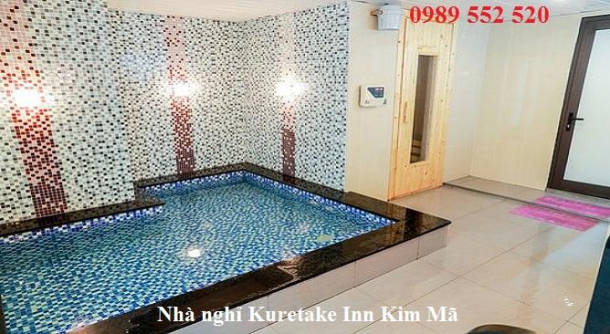 nhà nghỉ có bồn tắm ở hà nội