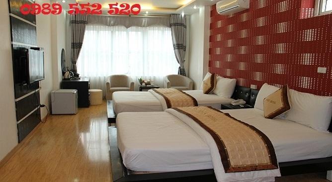 phòng ngủ khách sạn tom thái nguyên