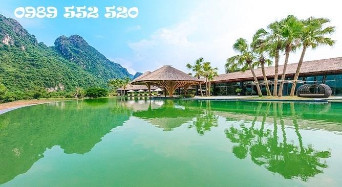 resort gần hà nội giá rẻ