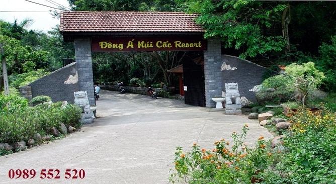 resort dong a thai nguyen