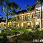 Sunny House Resort Thái Nguyên – Khu nghỉ dưỡng đạt chuẩn 3 sao