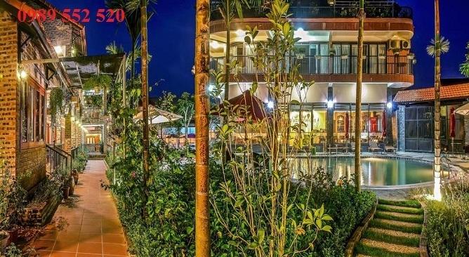 sunny resort thái nguyên
