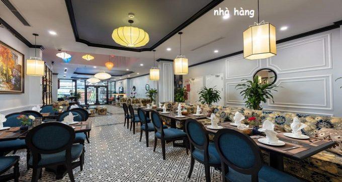 nhà hàng babylon premium hotel & spa