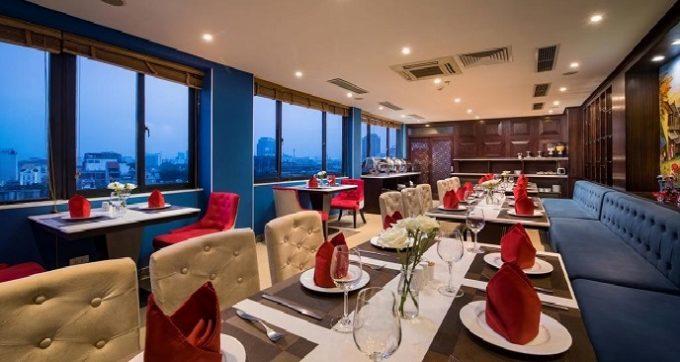 hanoi brilliant hotel