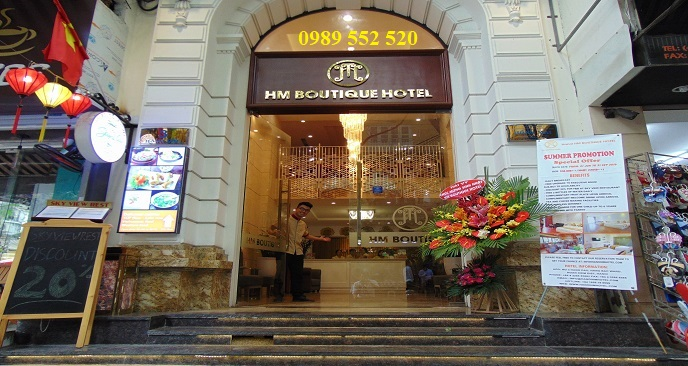 hm boutique hotel