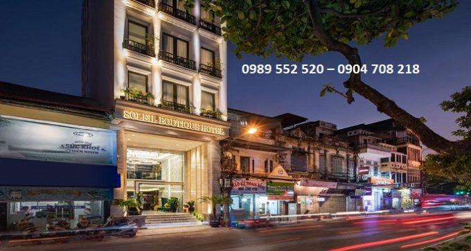 Khách sạn Soleil