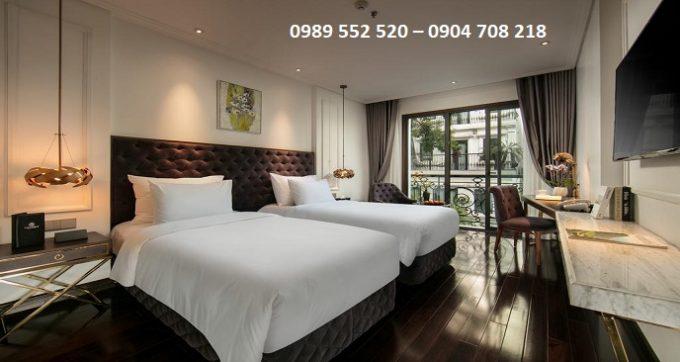 khách sạn anatole