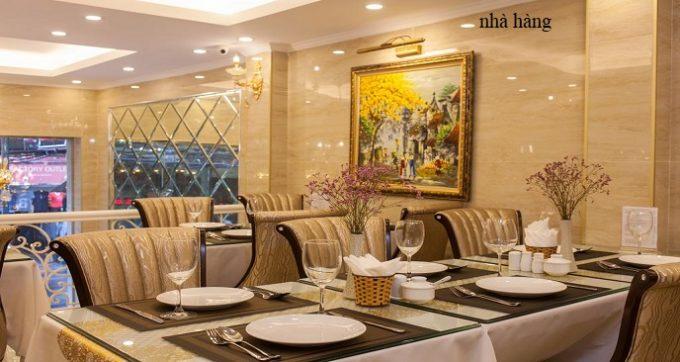 nhà hàng khách sạn diamond king