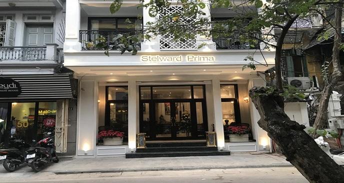 khách sạn stelward prima