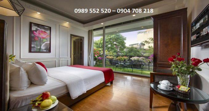 khách sạn view đẹp hà nội
