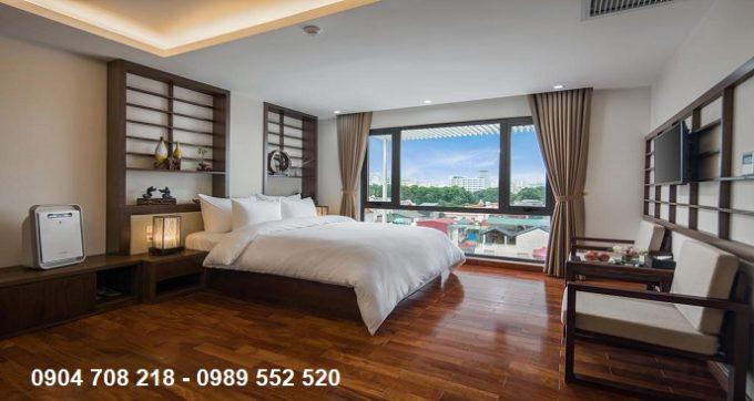 khách sạn - nhà nghỉ view đẹp ở hà nội