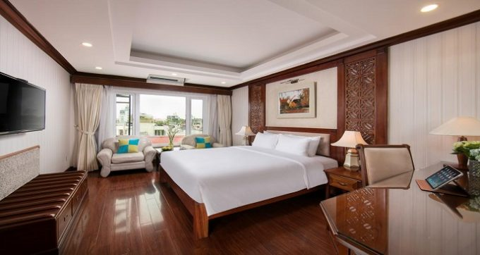hanoi babylon grand hotel & spa